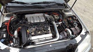 406 V6 Turbo Project