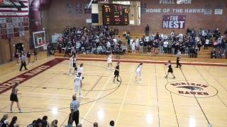 Fossil Ridge Varsity Basketball vs Horizon High School