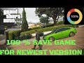 100% SAVE GAME for PC - 2 BILIONS $$$$ 2018 - GTA V #1