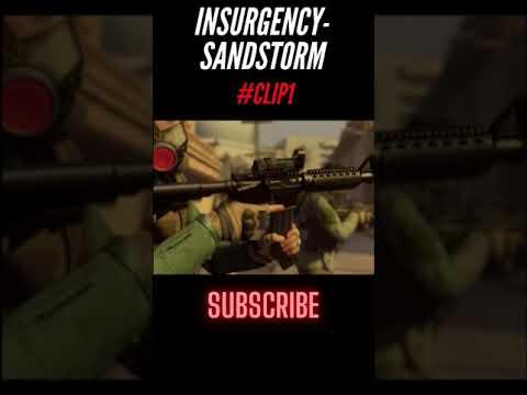 Insurgency: Sandstorm | #shorts | Trailer | PS4 PS5 XBOX PC GAME | Games ShortClips thumbnail