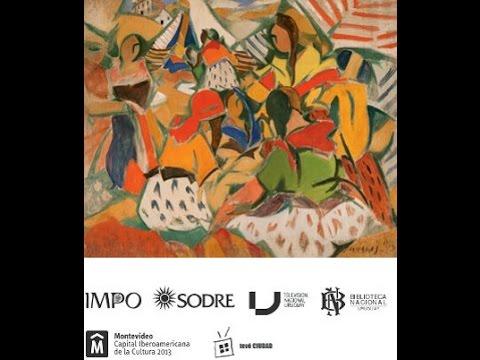 Barradas Colección MNAV 2013 para exponer en  Brasilia