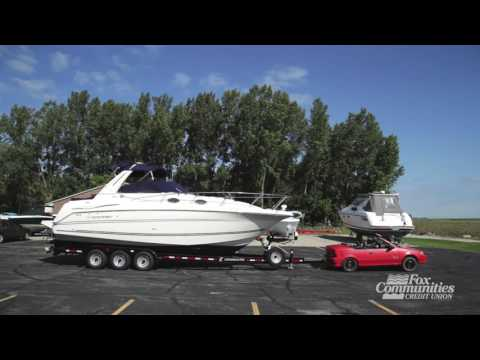 Fox does boat loans… and vehicle loans!