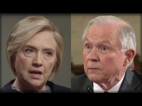 ALERT: JEFF SESSIONS JUST SLAMMED THE TOMBSTONE ON HILLARY CLINTON WITH WHAT HE SECRETLY ANNOUNCED