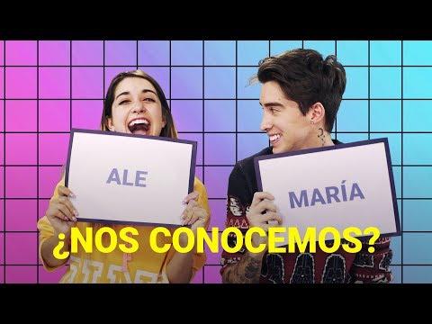 ¡Pusimos a prueba la relación de María Becerra y Alexis Sanzi 😨