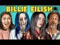 Adults React To Billie Eilish Mp3