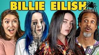 Adults React To Billie Eilish