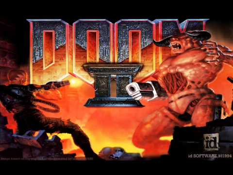 Doom 2 PC Soundtrack - Map 30 Icon Of Sin - Opening To Hell