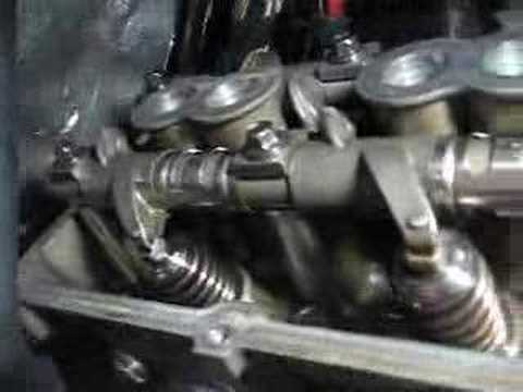 Hemi Valve Spring Rocker Arm Youtube