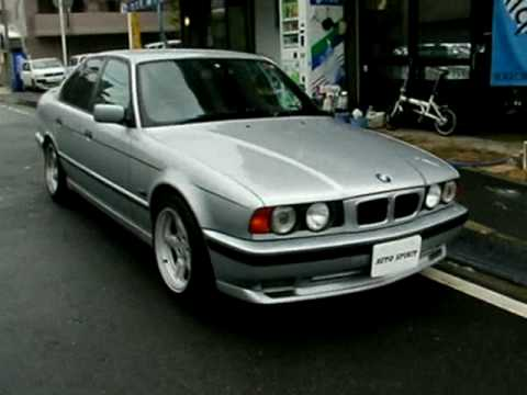 autospirit bmw 525i 1996 youtube. Black Bedroom Furniture Sets. Home Design Ideas