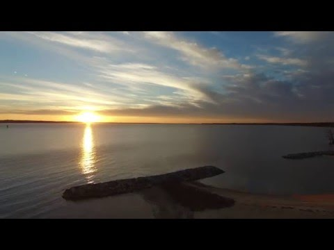 Jamestown Beach and Park 4k