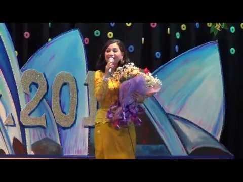 MaySweet & TheinTan (MyanmarPyi) Stage Show ThinGyan Song Program Sydney 26042014