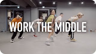 Work The Middle - Alex Aiono / Redlic Han Choreography