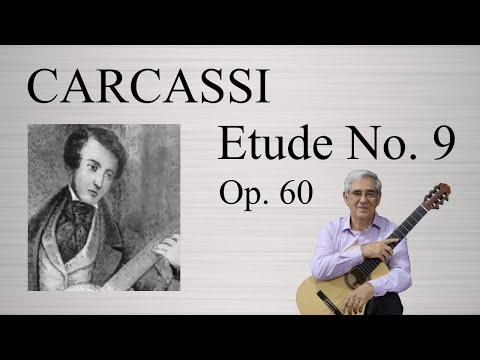 Etude, Op. 60, No. 9 (Matteo Carcassi)