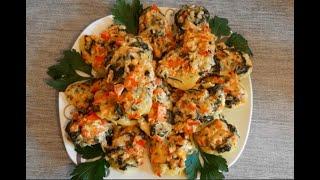 Невероятно Вкусный Праздничный ГАРНИР из Картофеля