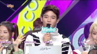 Gambar cover 141122 圭賢 Kyuhyun 규현 - At Gwanghwamun 3RD WIN (ft MINHO singing) 1080P