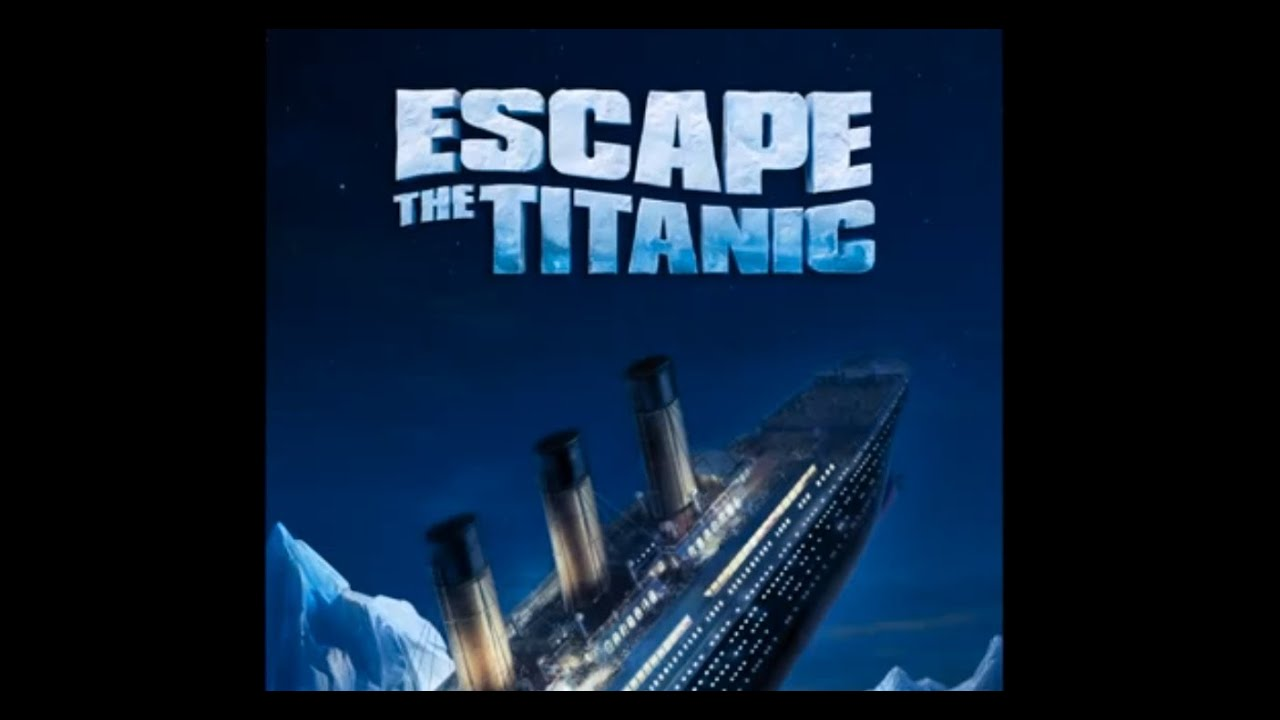 escape the titanic games online