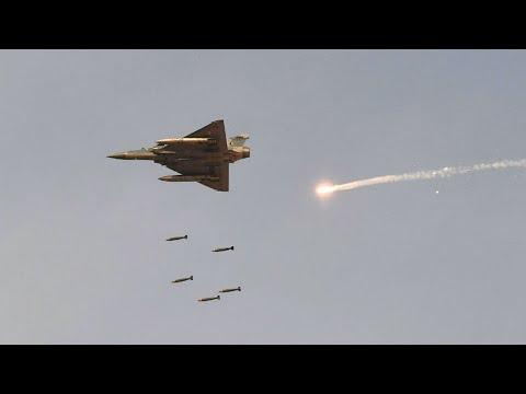 Pakistan accuses India of cross-border air strikes