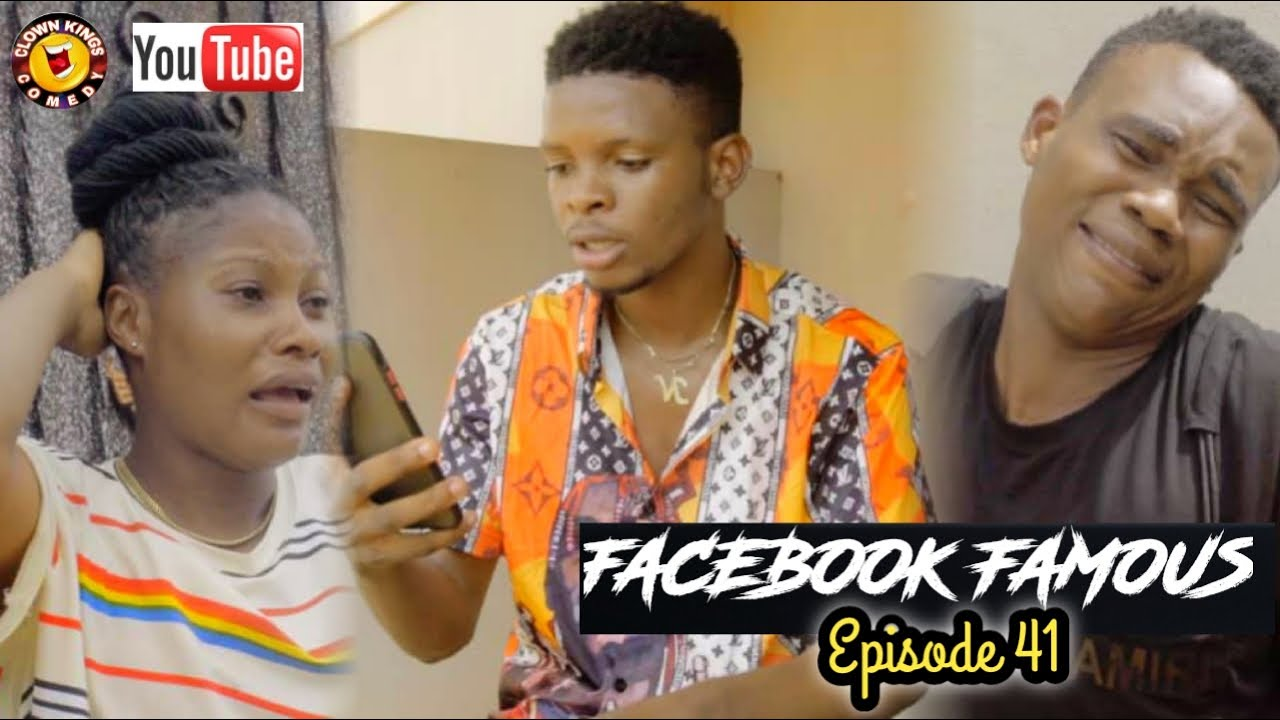 Download FACEBOOK FAMOUS (Clown Kings Comedy)(Episode 41)