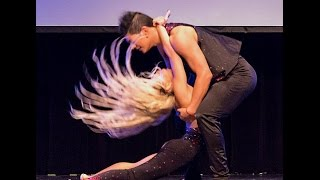 Ricardo Y Karen  (Blue Pachanga) @LABKS 2015
