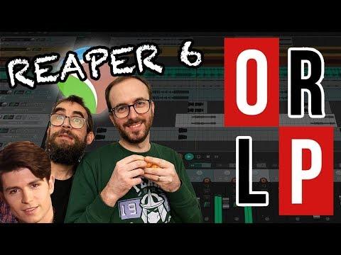 Reaper 6 - TEST