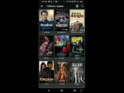 Watch free TV series and Hollywood Movies on your mobile