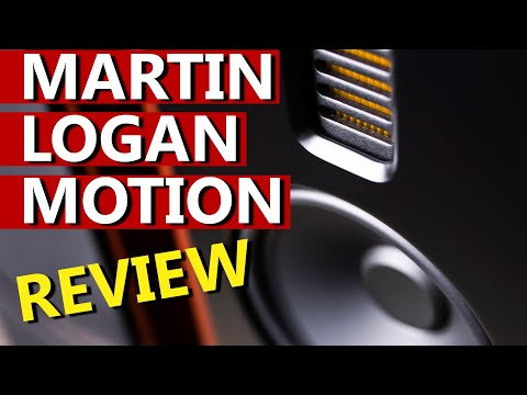 This Home Theater System Blew Me Away - Martin Logan 60XTi, 50XTi And FX2 Speakers
