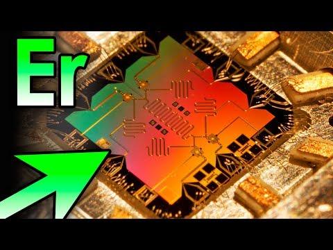 Erbium - A Metal, Which CREATES QUANTUM INTERNET!