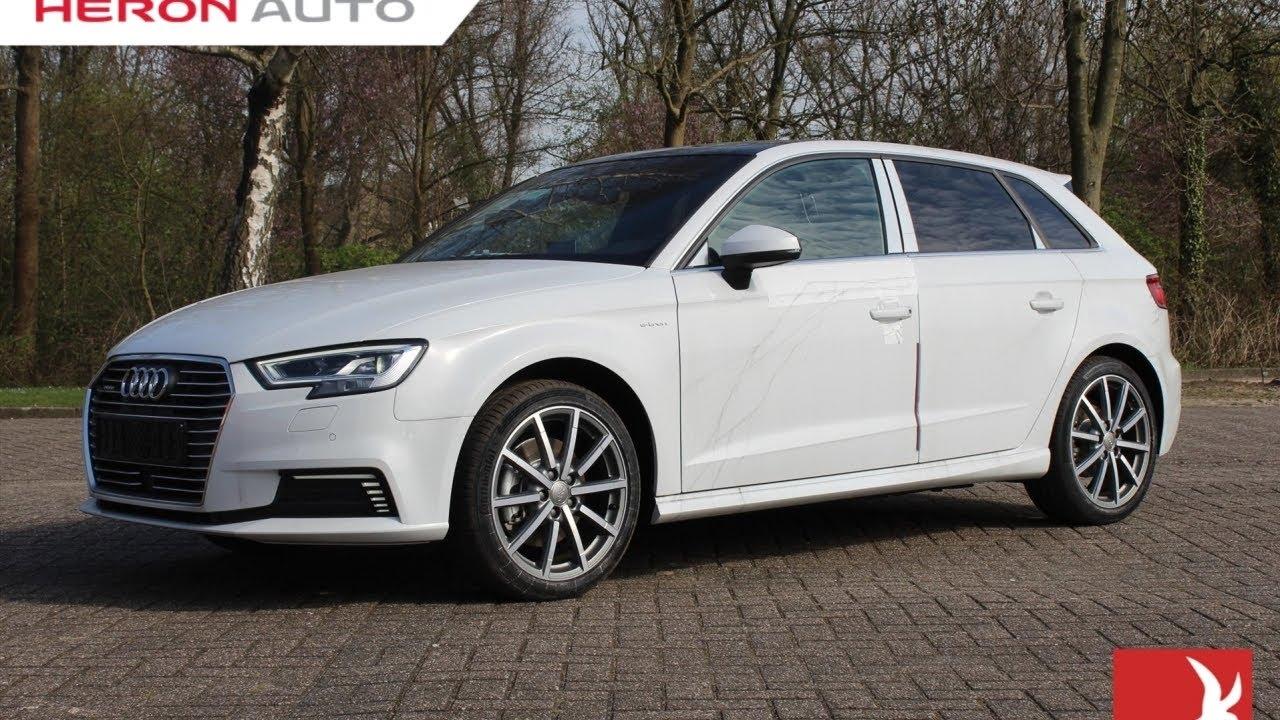 Audi A Sportback Etron Lease Edition Sport TFSI Pk PHEV - Audi a3 quattro lease
