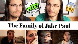The Family of Jake Paul I Our Reaction // TWIN WORLD