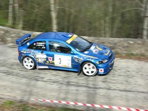 Astra g rallye
