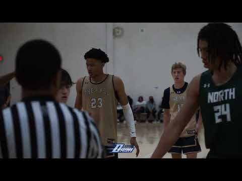 Heritage Hall Chargers v Norman North Timberwolves   2020 Broken Arrow Basketball Showcase