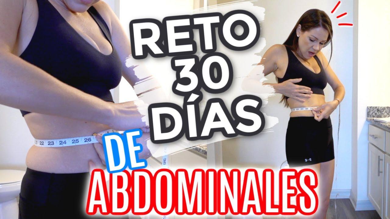 RETO DE ABDOMINALES   ABDOMEN PLANO EN 30 DÍAS   #RetoAitzaFitness