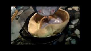Cast Iron Cooking: Rising Dutch Baby