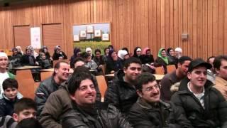 Arabische Dialekte - Pierre Vogel in Kleve - LUSTIG! XD