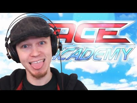 Let's Play ACE Academy | Part One