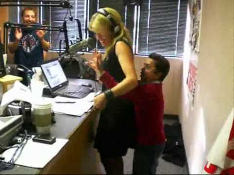 Deep Roy Messes With Erica Viking