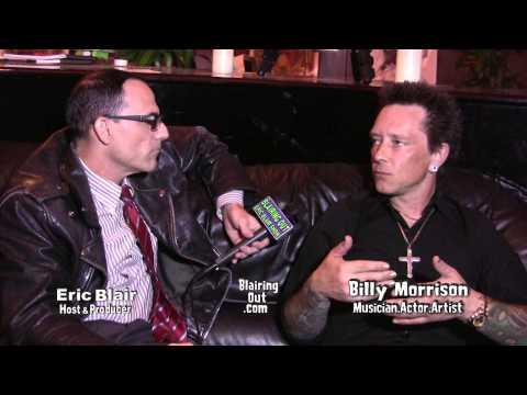 Billy Morrison & Joey Feldman talks w Eric Blair @ Rock Against MS