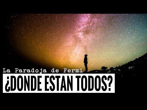 La paradoja de Fermi  ¿Donde estan los Extraterrestres? from YouTube · Duration:  11 minutes 45 seconds