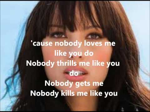 NOBODY by Kate Earl with Lyrics On-Screen