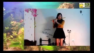 Sáo trúc Lê Hương Trà   - 999 đóa hồng