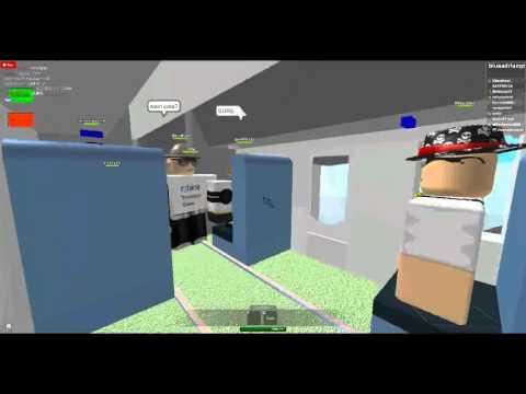 Roblox: Rotana Jet ERJ-145 flight