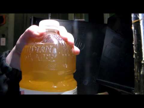 Make ALCOHOL at home Cheap Easy Home Brewing - Hard Apple Cider fast and easy Alcohol