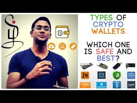Types Of Crypto Currency Wallets - Which Is Safe And Best? Explained In Tamil