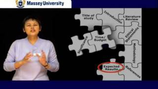 The Research Proposal(Postgraduate students embarking on a research project are usually required to submit a Research Proposal before they can start. This Video Lecture covers the ..., 2010-05-17T23:52:04.000Z)