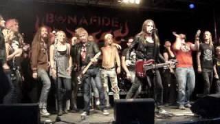 BONAFIDE - Fill your head with Rock - Rockweekend 2010