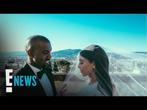 Kim Kardashian & Kanye West&39;s Wedding: Behind the Scene Pics  E News