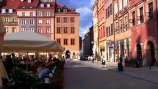 Travel Blog companion video: Eastern Europe [Full HD]