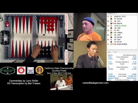 Voice of Backgammon Live Stream