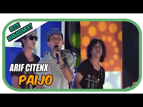 ARIF CITENX - PAIJO [ OFFICIAL MUSIC VIDEO ]