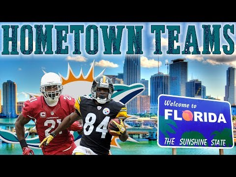 What If Only Local Players Played For The Miami Dolphins?